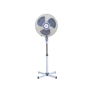 "MIKA Stand Fan 16"", Grey & White MFS1602/GW photo"