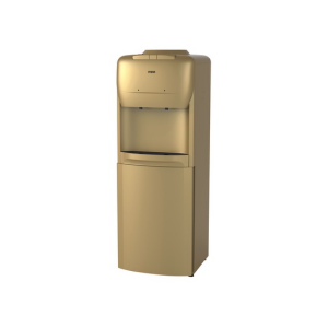 MIKA Water Dispenser, Standing, Hot & Normal, Gold & Black MWD2206/GBL Finish photo
