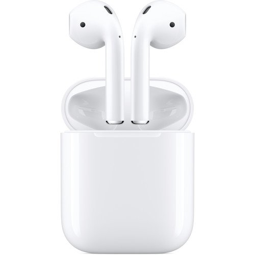 Apple AirPods with Charging Case (2nd Generation)  By Apple