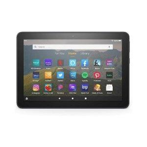 "Amazon Fire HD 8 Tablet, 8"" HD Display, 32 GB  photo"