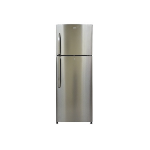 Mika MRNF310PSS No Frost Refrigerator, 310L, Double Door, Stainless Steel photo