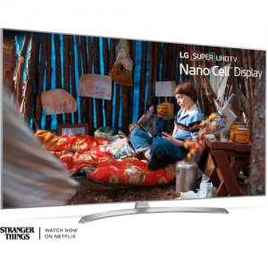 LG SJ8000 55 inch HDR SUPER UHD Smart IPS LED TV photo