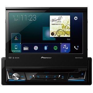 "Pioneer Avh-z7050bt 1 DIN 7"" Apple CarPlay Android Auto Bluetooth Full HD Radio photo"