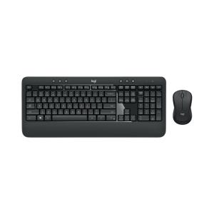 Logitech Wireless Keyboard & Mouse Advanced MK540-combo photo