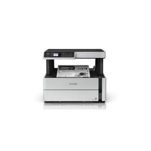 Epson Eco Tank M3170 Ink Tank Printer, Print, Copy, Scan And Fax, Duplex Printing - USB, Ethernet, Wi-Fi, Wi-Fi Direct Interface photo