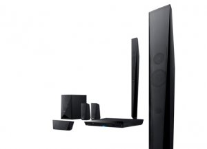 SONY DAV DZ650 1000 W RMS HOME THEATER SYSTEM photo