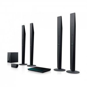 Sony 5.1-Ch Blu-Ray Wi-Fi 4-Way Home Theatre System - 1000W (BDV-E6100) photo