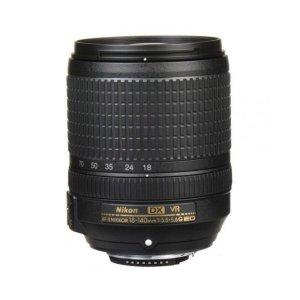 Nikon AF-S DX NIKKOR 18-140mm F/3.5-5.6G ED VR Lens photo