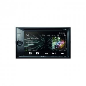 "Sony XAV-W651BT Double DIN Bluetooth In-Dash DVD/CD/AM/FM Car Stereo Receiver w/ 6.2"" Screen photo"