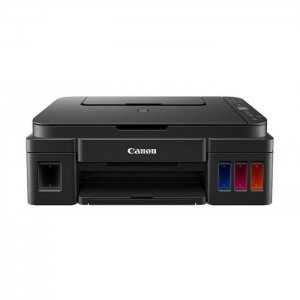 Canon PIXMA G3411 3 In 1 Printer - Black photo
