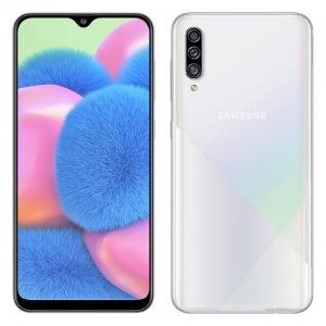"Samsung Galaxy A30s (SM-A307FN/DS) 6.4"" Inch - 4GB RAM - 64GB ROM - 28MP+8MP+5MP Camera - 4G - 4000 MAh Battery photo"