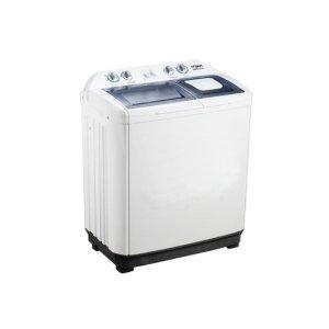 Mika MWM12110 Washing Machine, Semi-Automatic, Twin Tub, 10Kg, White photo