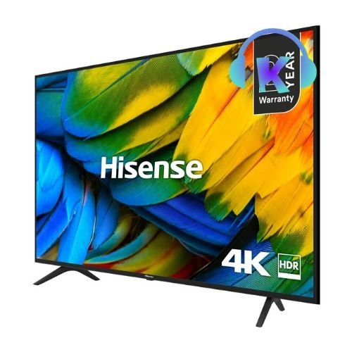 65B7100UW Hisense 65 Inch LED HDR 4K Ultra HD Smart TV  With Freeview Play- 65B7100 By Hisense