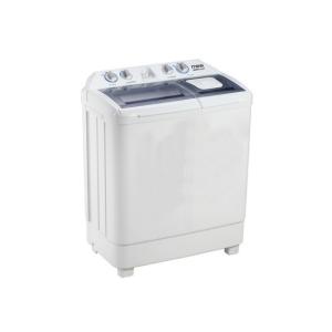 MIKA Washing Machine, Semi-Automatic, Twin TUB  White  MWM12107  Washing Machine  7Kg photo