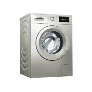Bosch WAJ2017SKE Front Load Washing Machine 7KG - Silver photo
