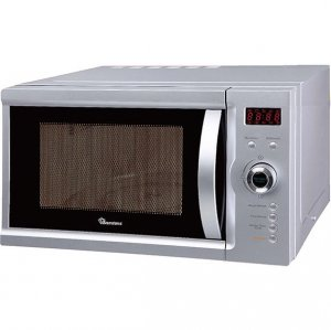 23 LITERS MICROWAVE+GRILL SILVER- RM/497 photo