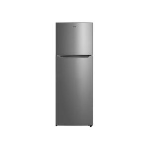 MIKA Refrigerator, 372L, No Frost, Double Door, Stainless Steel photo