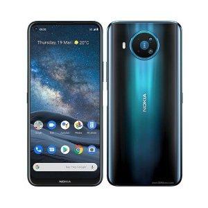 "Nokia 8.3 5G - 8GB RAM, 128GB ROM, QUAD CAMERA 64MP+12MP+2MP+2MP, 6.81"" photo"