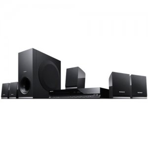 Sony DAV-TZ140 5.1Ch 300W DVD Home Theater System Black photo