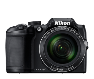 Nikon Coolpix B500 Digital Camera 16MP - Black photo