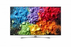 LG 55 inch HDR UHD Smart Nano Cell IPS LED TV 55SK7900PVB photo