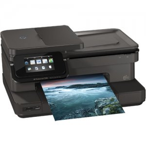 HP Photosmart 7520 Wireless Color e-All-In-One Inkjet Printer photo