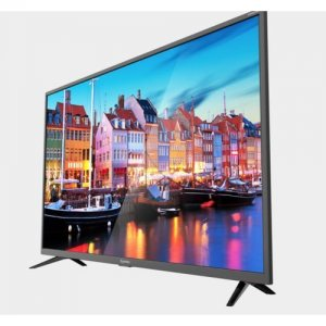 Syinix 55 Inches 4K UHD SMART Android LED TV-Black photo