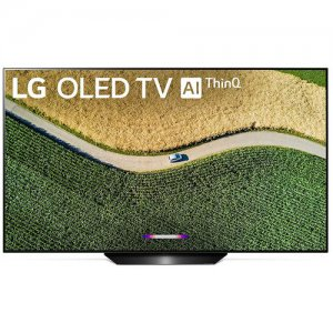 LG 65 Inch HDR 4K UHD Smart OLED TV 65B9PVA/OLED65B9PVA photo