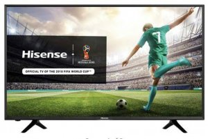 Hisense 55 inch Ultra HD 4K LED TV 55N3000UW Free Delivery photo