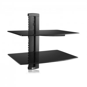 SKILL TECH Double Shelves DVD Stand (SH 02D) photo