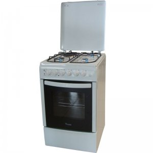3G+1E 60X60 WHITE COOKER- RF/404 photo