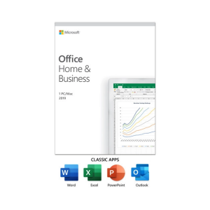 Microsoft Office Home & Business 2019 (1-User License, Product Key Code photo