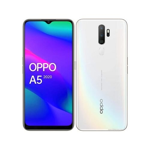 "Oppo A5 2020 - 6.5"" inch - 3GB RAM - 64GB ROM - 12MP+8MP+2MP+2MP Quad Camera - 4G - 5000 mAh Battery By Oppo"