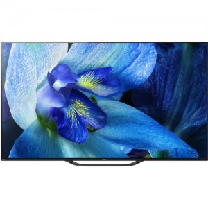 SONY Bravia 65 Inch 4K Ultra HD Smart OLED TV KD65A8G (2019 MODEL) photo