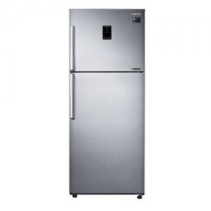 Samsung RT44K5052SL Double Door Fridge, 362L, Non Frost, LVS, LED - Silver photo