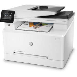 HP Color LaserJet Pro M281fdw All-in-One Laser Printer  photo