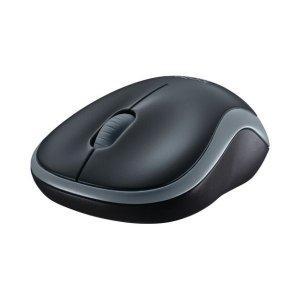 Logitech Wireless Mouse M185  Grey/Blue/Red photo